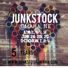 Find us @ Junkstock in October!