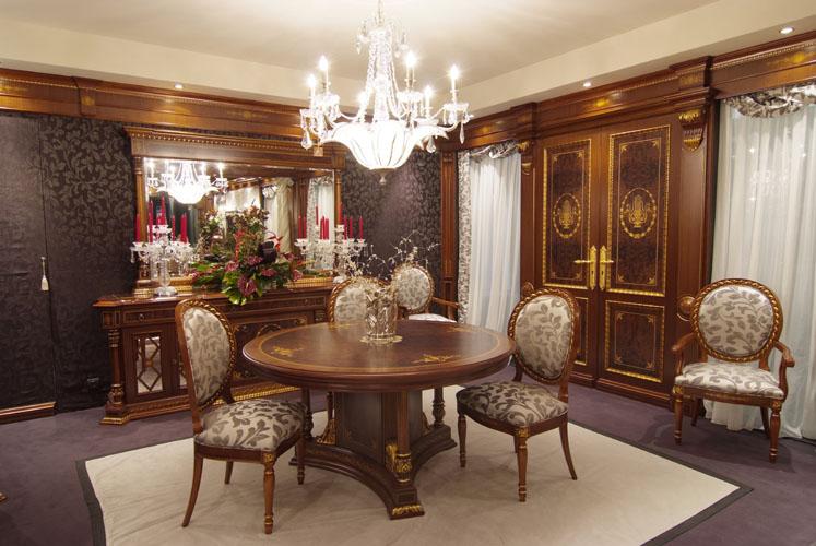 Saros iluminaciones cual es tu estilo for Interiores clasicos