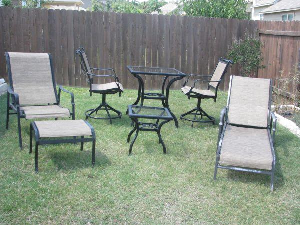Thou shall craigslist austin craigslist for Outdoor furniture austin