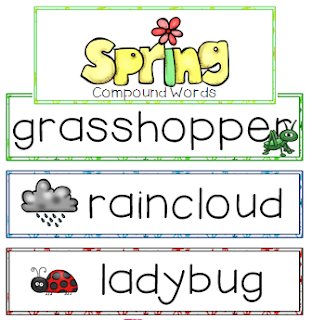 word wall Compound Words