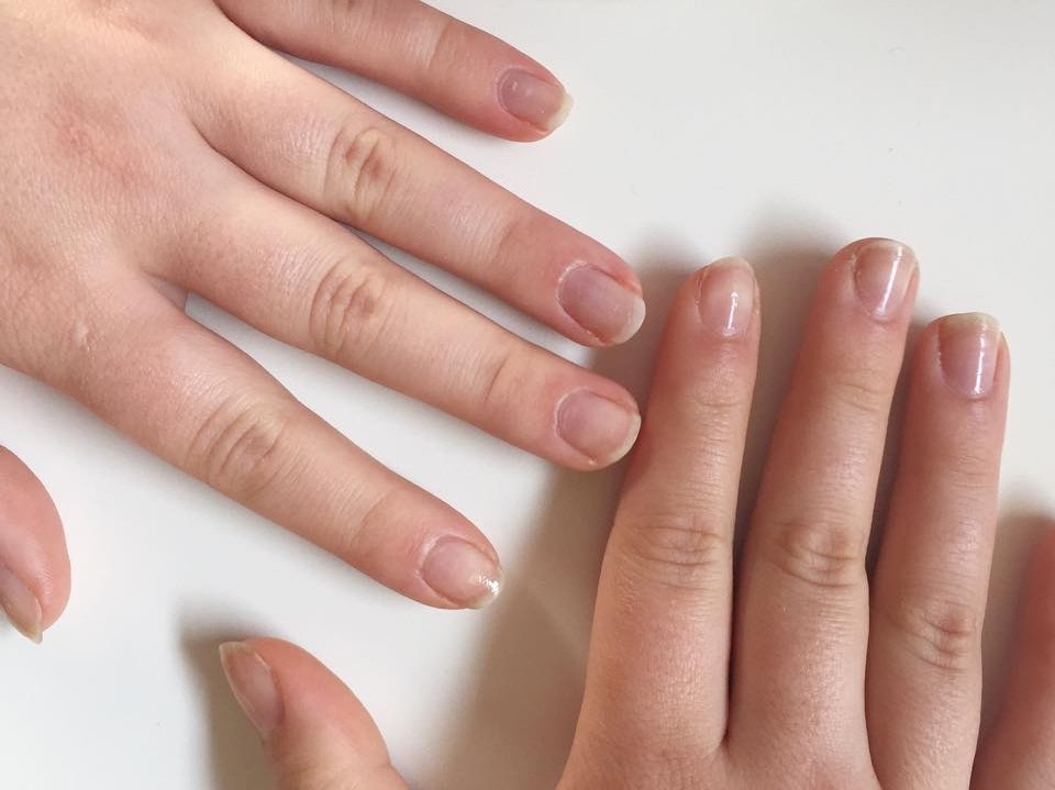 Going Bare: Nail Care Journey | It\'s Sarah Ann