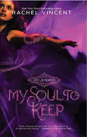 Cover of My Soul To Keep by Rachel Vincent