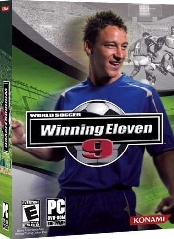 Winning Eleven 9 Full Serial + New Patch Mediafire Download