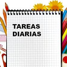 tareas diarias