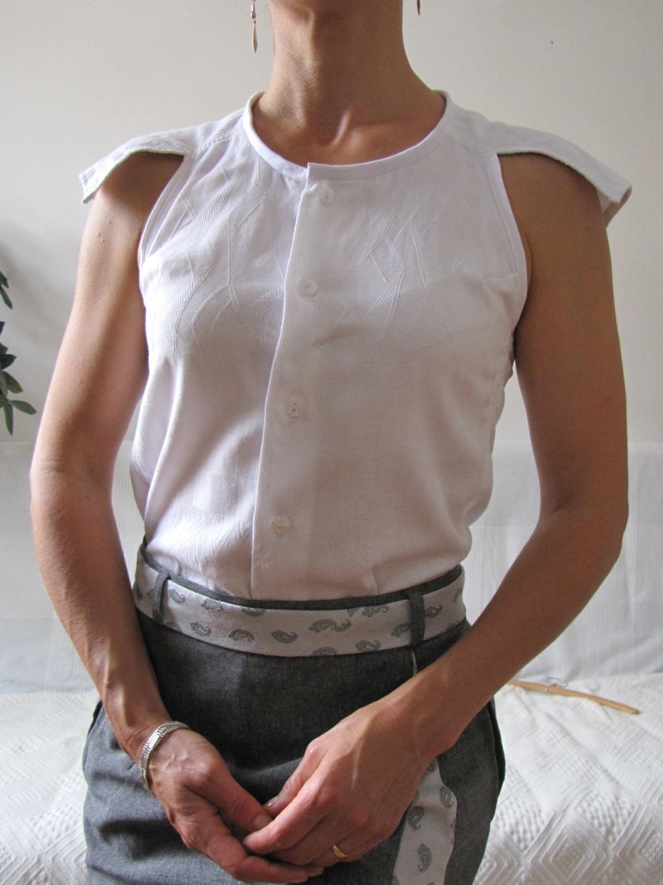 Of dreams and seams dress shirt goes fashion with step for Good mens dress shirts