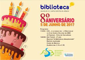 8.º aniversário da BE
