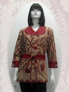 PO%2B074 MODEL BAJU BATIK WANITA MODERN