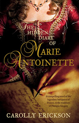 the diary of marie antoinette essay So far in this essay, marie antoinette in britain has appeared in a variety of   diary on april 1, 1789: one hears of things now, fit for the pens of petronius only ,.