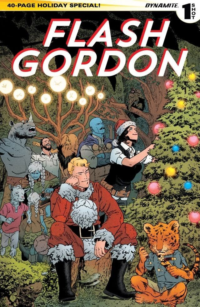 Flash Gordon Holiday Special