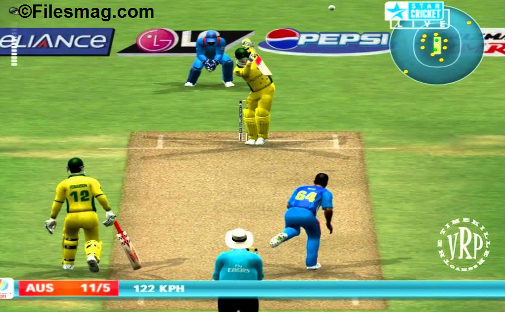 pc games 2013 free  cricket