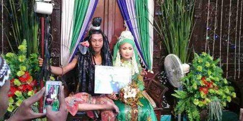 Pernikahan, Mahadewa, Mahabarata