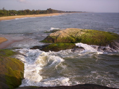 Images of Karnataka Someshwar Beach