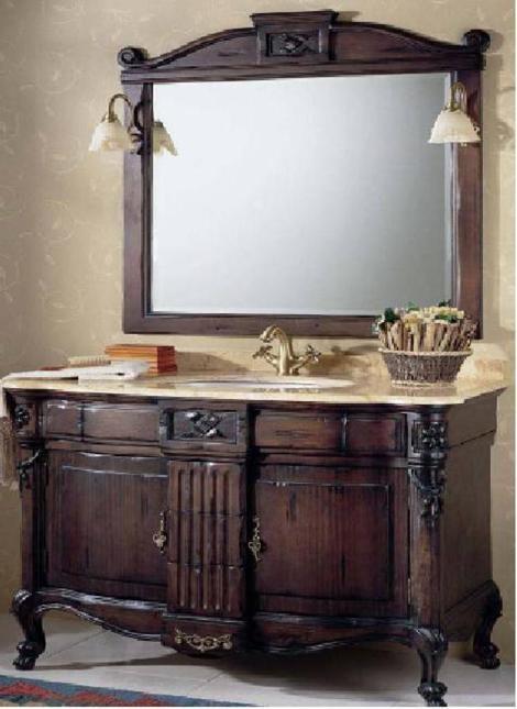 Gabinete Para Baño Madera:Bathroom Cabinet