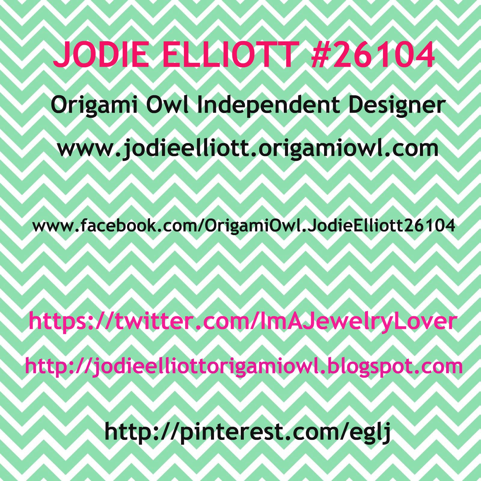 Origami owl independent designer logo