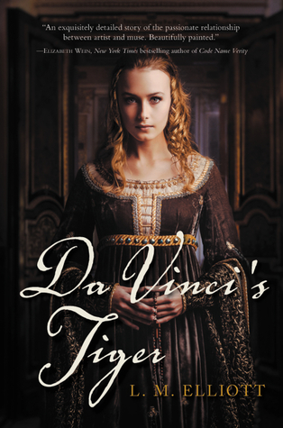 Da Vinci's Tiger book cover