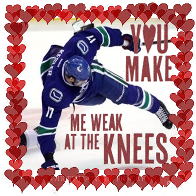 dirty dangle hockey valentine s day hockey cards