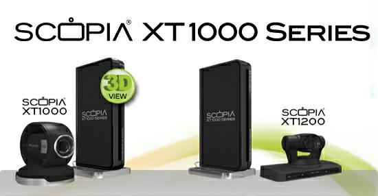 thiết bị hội nghị truyền hình XT1000