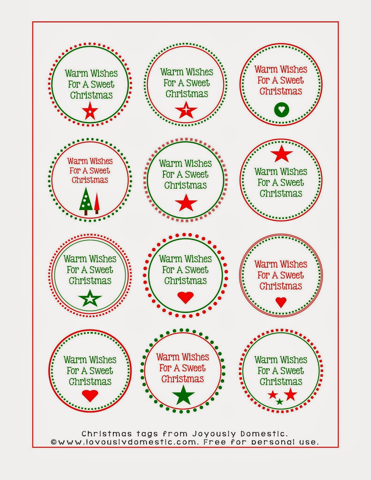 Blank Christmas Coupon Template | New Calendar Template Site