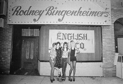 Rodney's English Disco Hollywood