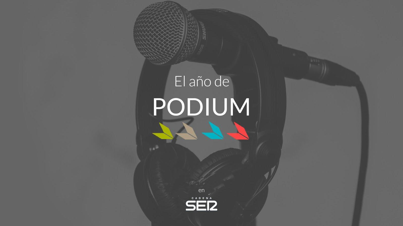 """""""EL AÑO DE PODIUM"""", CON GORKA ZUMETA"""