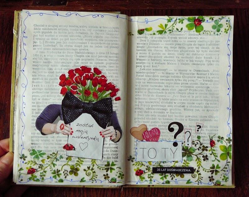 wpis art journalowy