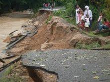 Concejal Domingo Urbaez Casilla denuncia más veinte comunidades están incomunicadas en la zona norte de SC