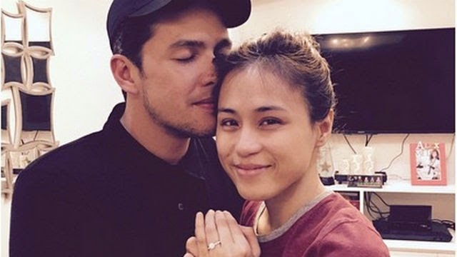 Toni Gonzaga with Paul Soriano