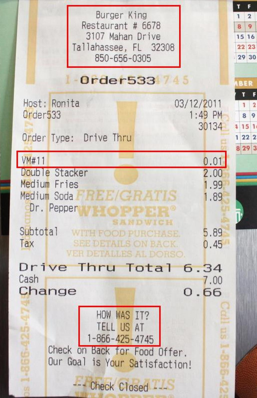 are we there yet the burger king value meal scam