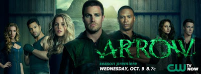 Arrow Season 1 DVD released today!