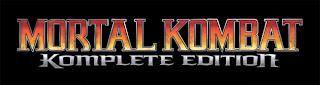 mortal kombat komplete edition logo Mortal Kombat: Komplete Edition (PC)   Logo, Screenshots, Launch Trailer, & Press Release
