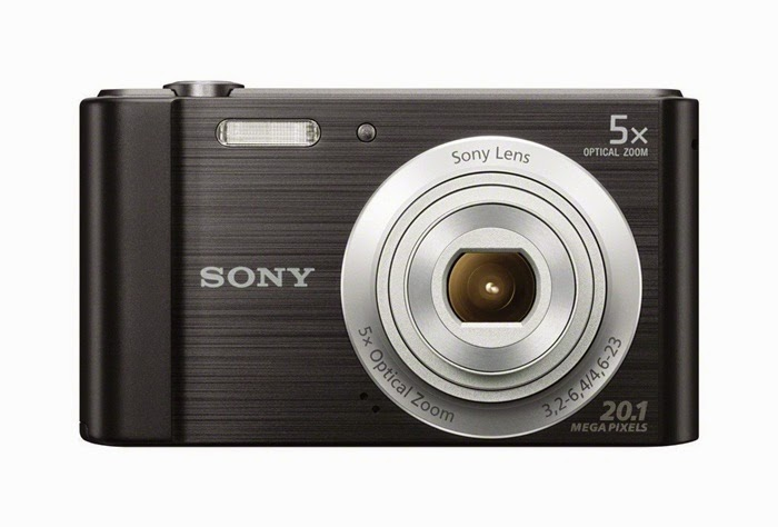 Sony W800/B 20.1 MP Review