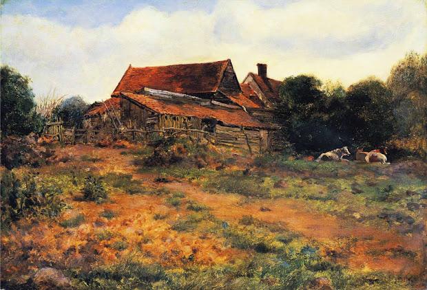 victorian british painting john