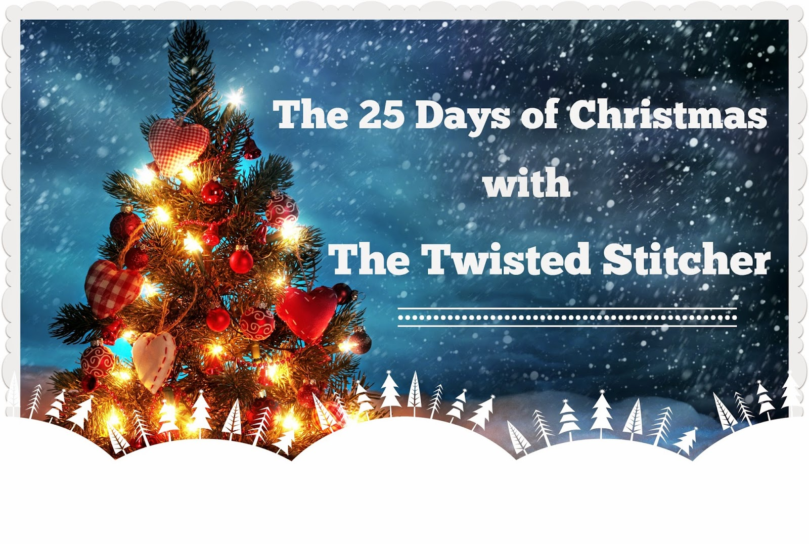 The Twisted Stitcher: Day 6 ...
