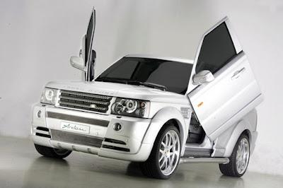 Harga Spesifikasi Mobil Land Range Rover Sport