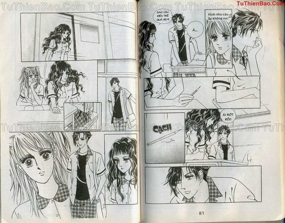 Nữ sinh chap 6 - Trang 41