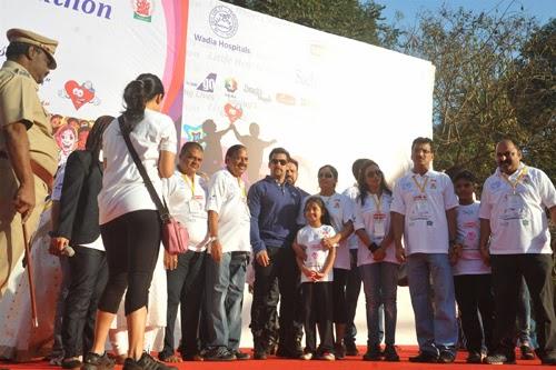 First Edition of Little Hearts Marathon Ceremony Photos