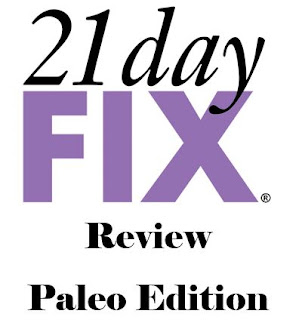 21 Day Fix Review Paleo Edition