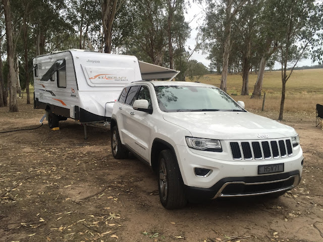 camping verhoeven jayco & jeep 2015