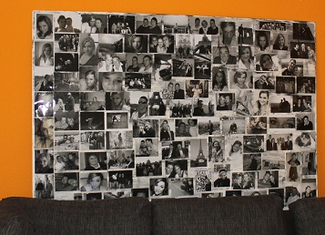 Beart wand collage - Bilder collage wand ...