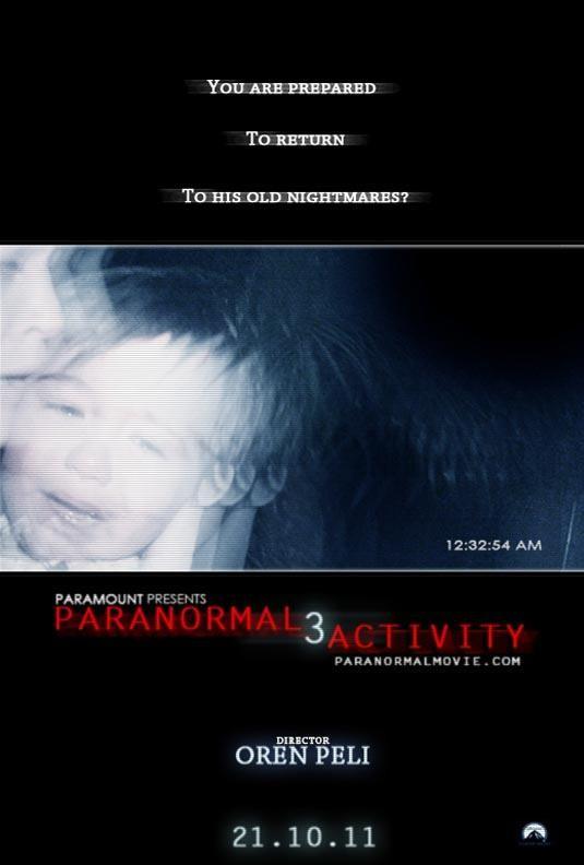Actividad Paranormal 3 película online en español gratis