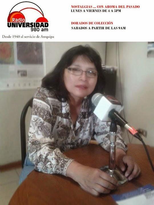 NOSTALGIAS.. Con Maria Elena Navarro