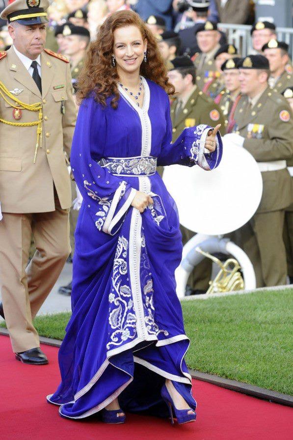 lalla salma la crmonie de mariage du prince guillaume - Mariage Lalla Soukaina