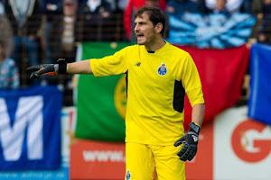 """Iker Casillas: """"El Gran Portero"""""""