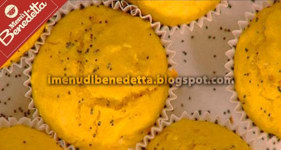 Muffin alla Zucca di Benedetta Parodi
