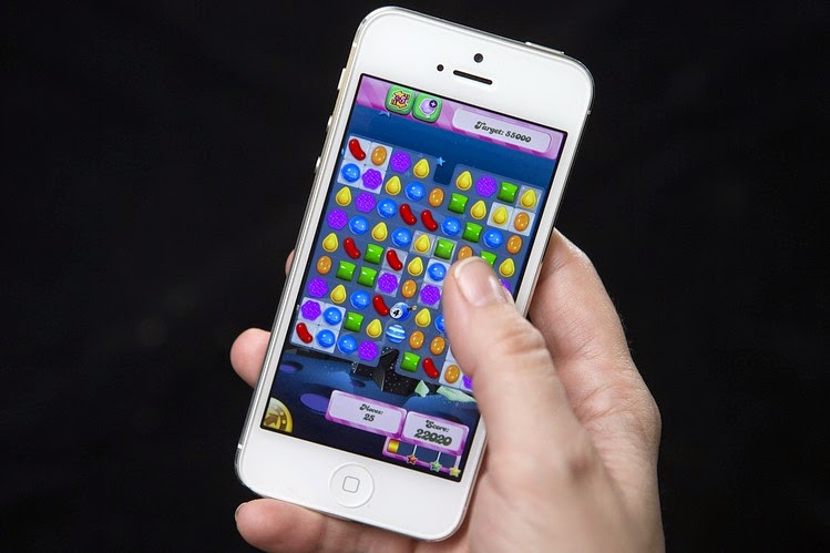 Pendiri Game Candy Crush Beromset Milyaran