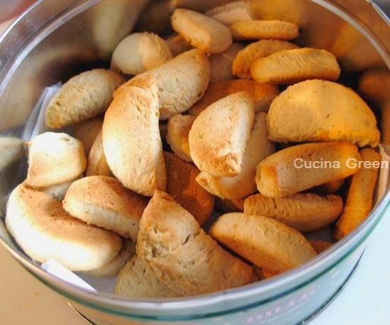 biscotti alle banane senza uova
