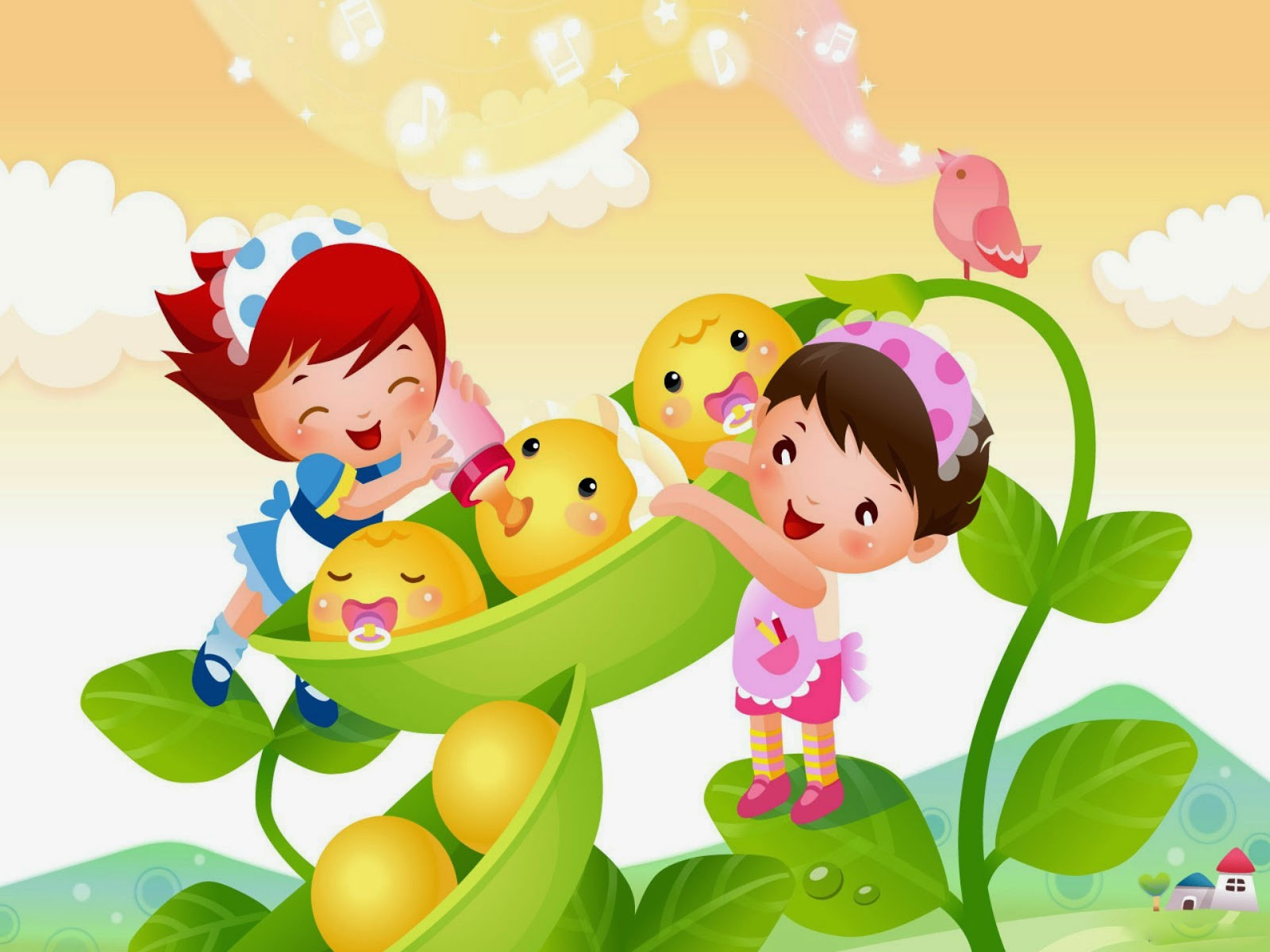 Love New cute cartoon Wallpaper : Kids cartoons: latast kids cartoon wallpapers