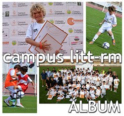 Clausura Campus Litterator - Real Madrid