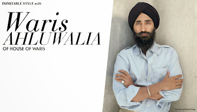Waris Ahluwalia of House of Waris