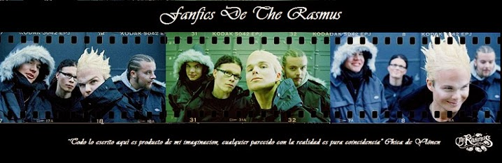 Fanfics of The Rasmus by Danulinka